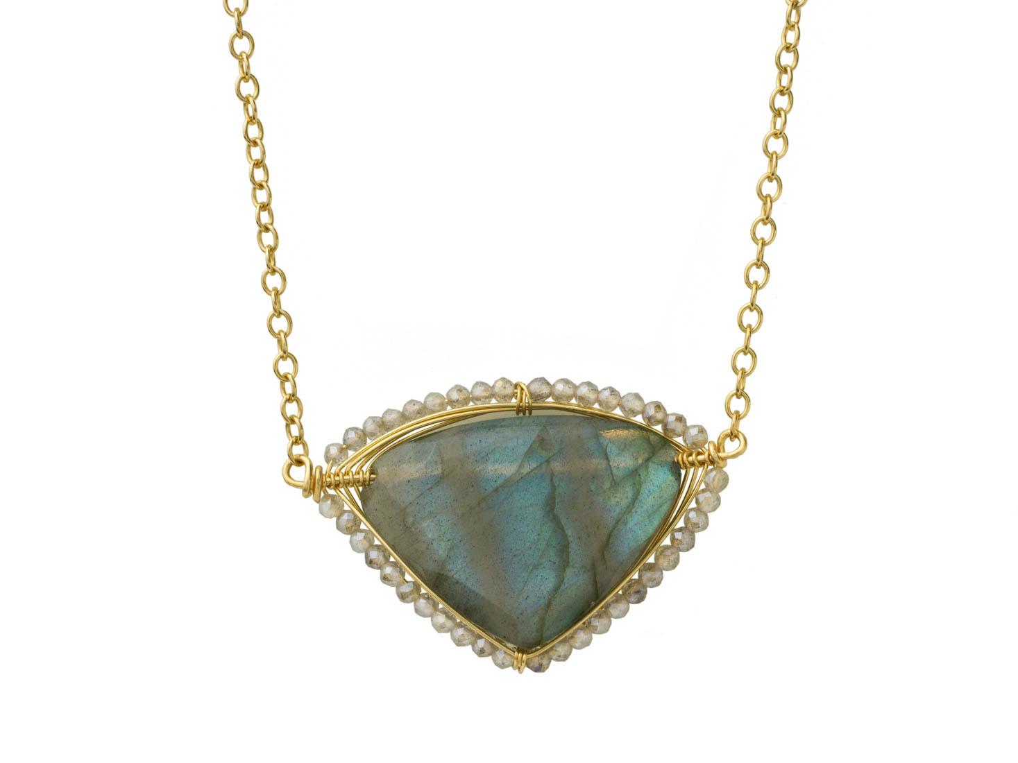 MTJ-SN-004-labradorite gem slice necklace